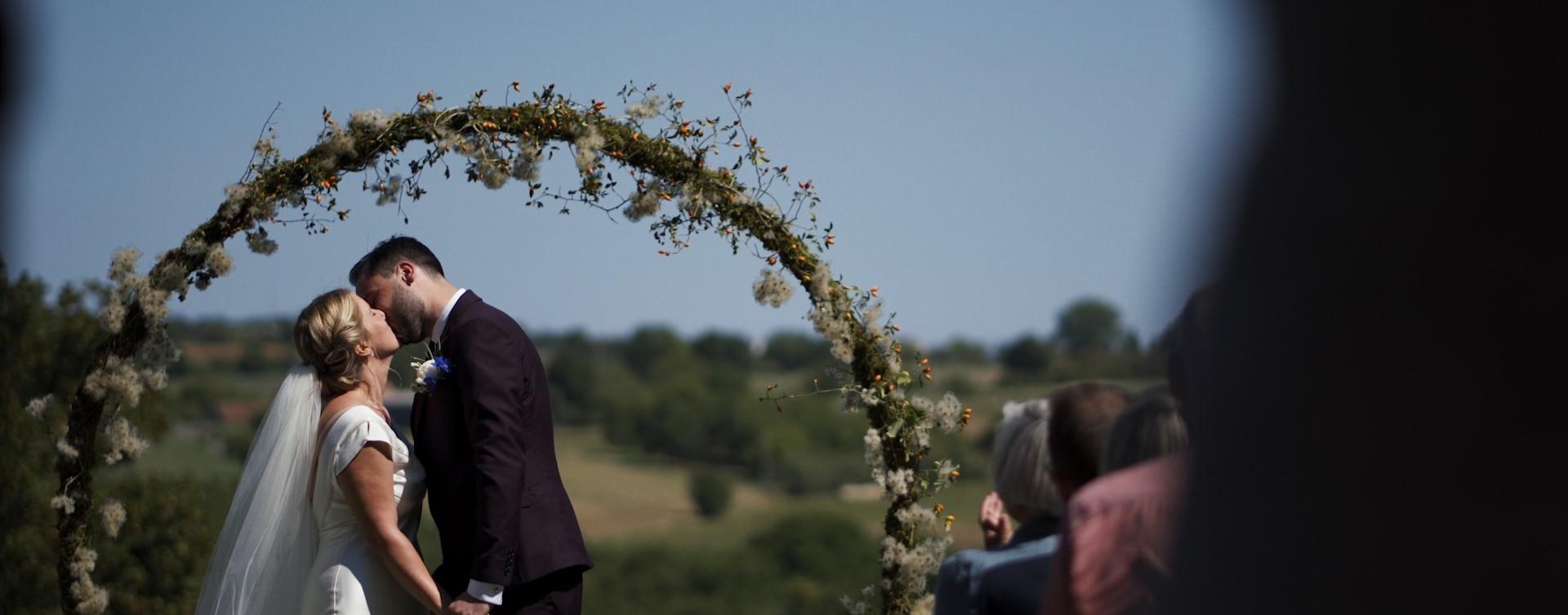 Dordogne wedding video France 3