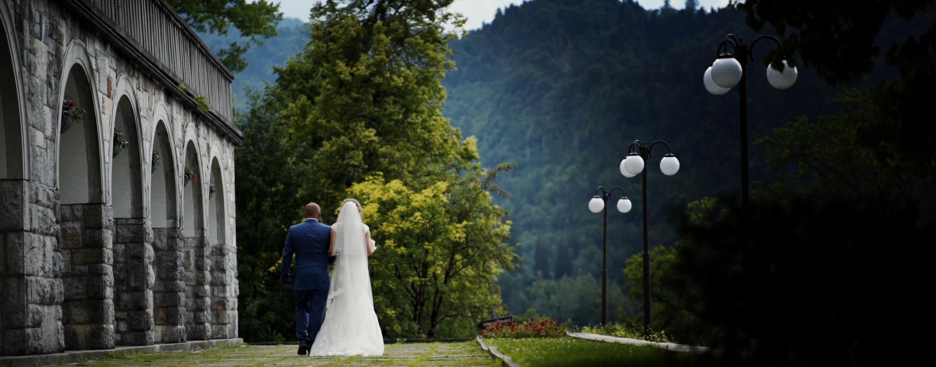Vila Bled Terrace Wedding Photography