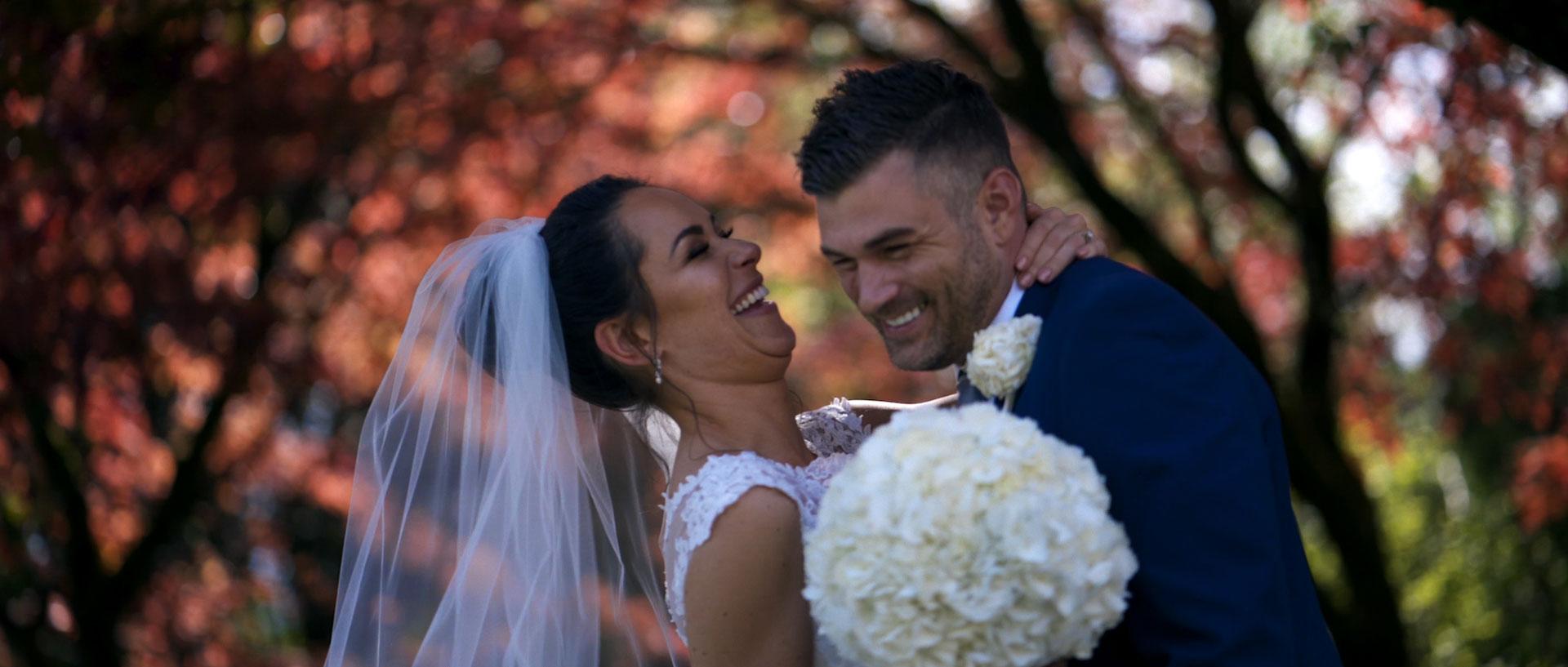 Peter & Emma Eaves Hall Wedding