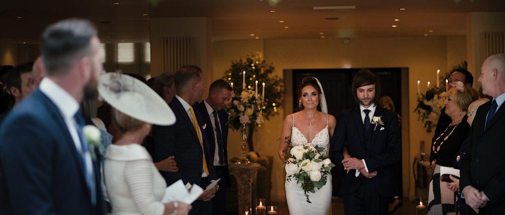 Josh & Amy Mitton Hall Wedding Video