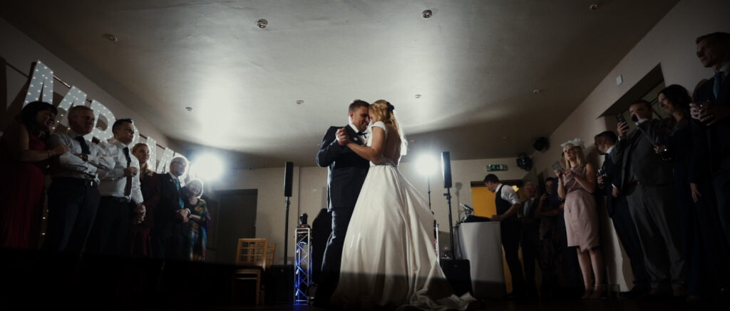 The Ashes Wedding Video First Dance
