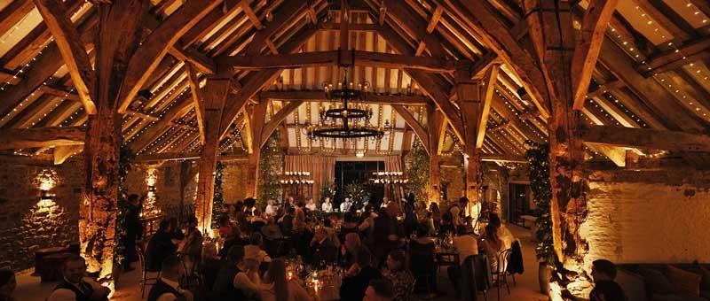 Bolton Abbey Tithe Barn Wedding Speeches