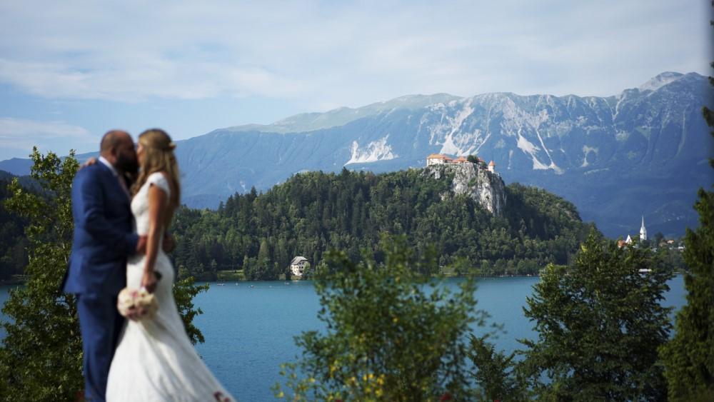 Elopement Wedding Videographer UK