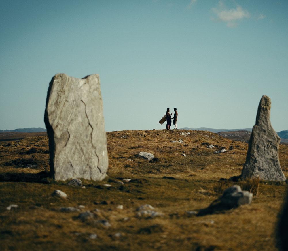 Scotland elopement wedding videographer